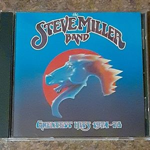 The Steve Miller Band Greatest Hits 1974-1978 Comp